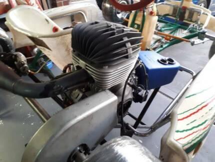 Go Kart Engine IAME KA100 reedjet Doreen Nillumbik Area Preview