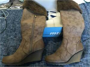 Brand New Boots with Box