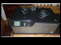 HP WIRELESS PRINTER, SCANNER, COPIER, WORKS PERFECTLY £30