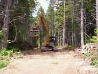 Land Clearing - Excavations - Riding Rings - Ponds