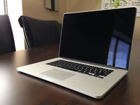 "MACBOOK PRO 15"" GOOD CONDITION"