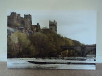 Durham Castle in front of Durham Cathedral picture