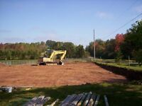 Riding Ring Construction - Ponds