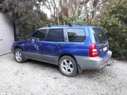 2002 Subaru Forester SUV Cowes Bass Coast Preview