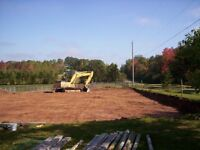 Riding Ring Const - Land Clearing - Excavations Of All Kinds