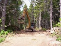 Equipment For Hire - Land Clearing - Riding Rings
