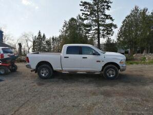 2011 dodge 2500 4x4 diesel