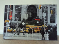 Hard Rock Cafe Canvas Picture