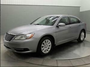 2013 Chrysler 200-Series LX Berline