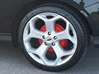 ford focus st alloys + tyres