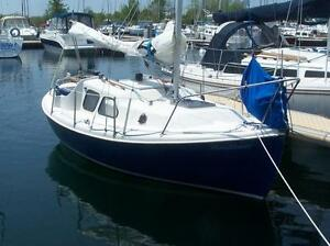 Adorable Seaworthy Bluewater Sailboat