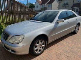 Mercedes-Benz,S350,petrol, Saloon, 2005, Other, 3724 (cc), 4 doors