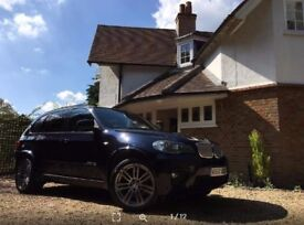 BMW X5 40d (2011) M-Sport Twin Turbo Black