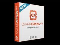 QuarkXpress 2016 Full Version PC/Mac Brand New
