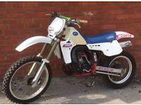 KTM 250 1985 MX CLASSIC 2 STROKE swaps??? Not kx rm Yz cr beta gas gas crf KFf Yzf