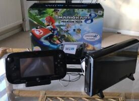 Wii u Mario kart 8 boxed