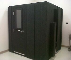 7272S Whisper Room Isobooth with Floating Castor Plate for Sale