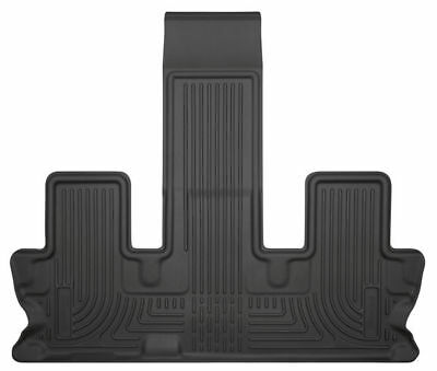 Husky 3rd Seat Floor Liner for Toyota Highlander 2014-2018 19601 (Black 3rd Seat Floor Liner)
