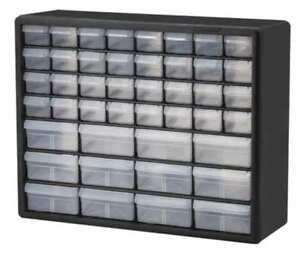 AKRO-MILS 10144 Drawer Bin Cabinet, 6-3/8 In. D, 20 In. W