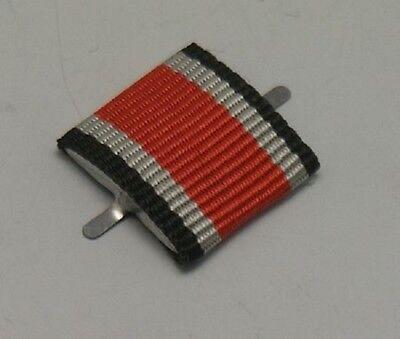 German 1939 Iron Cross 2nd Class Ribbon Bar