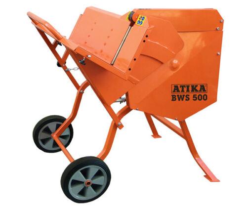 ATIKA BWS 500 230V Brennholzsäge Wippkreissäge Wippsäge Holzsäge Kreissäge *NEU*