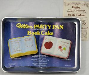 Bible Cake Pan Wilton