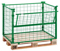 Container/Crate/Pallet surround/Foldable/Warehousing
