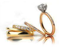 FANCY & CLASSIC HIS AND HER WEDDING BANDS @ KARAT FINE JEWELLERY