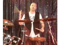 Experienced Drummer Available.