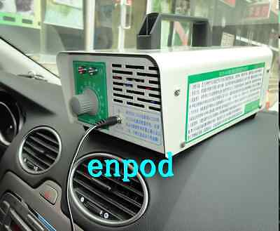 DC 12V Smell Remover Vehicle-Mounted Automotive Room Car Ozone Generator 4g/H