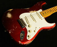 Fender Custom Shop 1956 Heavy Relic Stratocaster Electric