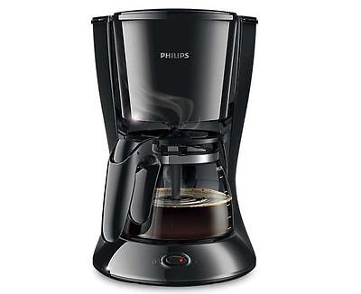 Philips Daily Collection Coffee maker With glass jug Black HD7447/20
