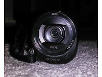 Sony Camera (HDR CX 405) HD Video Camcorder [No signs of use]