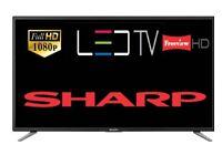 Sharp Aquos 43 inch LED HD TV