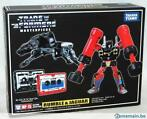 Transformers Masterpiece MP-15 - Ravage & Rumble