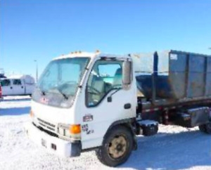 Roll Off truck and bins for sale