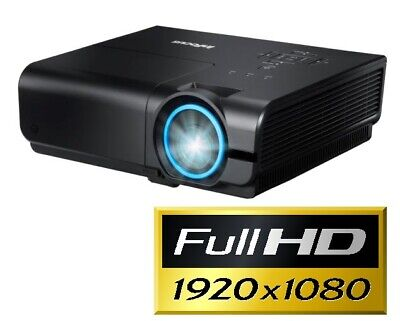 TOP High End HDTV InFocus 3.600 AnsiLumen Beamer 3.000:1 Kontrast, FULL HD