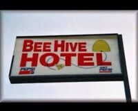 Help wanted: BeeHive Hotel in Tisdale