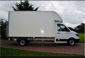 Man with van local urgent house removal office commercial moving sofa furniture delivery eBay Ikea