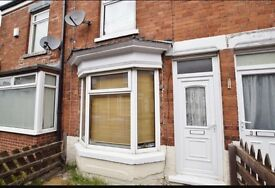 2 Bedroom house TO LET Brecon Avenue, HU8