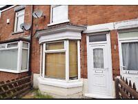 2 Bedroom house TO LET Brecon Avenue, HU8