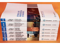 2016 CFA Level 3 Official Curriculum Books PRINT EDITION 2016 Full Set III