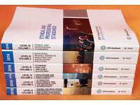 2016 CFA Level 3 Official Curriculum Books PRINT EDITION 2016 Full Set III