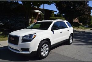 2015 GMC Acadia SLE2 AWD (lease transfer)