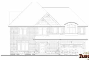 Fairgrounds - New Custom Home by Losani - Lot 133