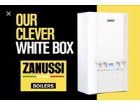 5* A rated zanussi boiler