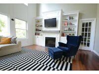 IKEA Stockholm rug - Very Good Condition - handwoven 170x240cm