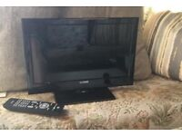 "12 16"" tv with freeview can post"