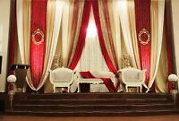 Home and Banquet Hall full package wedding decor packages