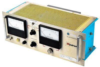 Hipotronics R10c Cs13-1981 12kv 10ma High Voltage Rack Mount Hv Dc Power Supply